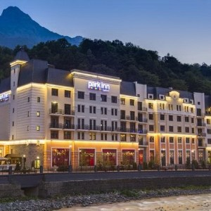 Отель Park Inn by Radisson Rosa Khutor Красная Поляна